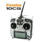 Futaba 10CAG 10-Channel 2.4GHz Radio System with R6208SB Receiver