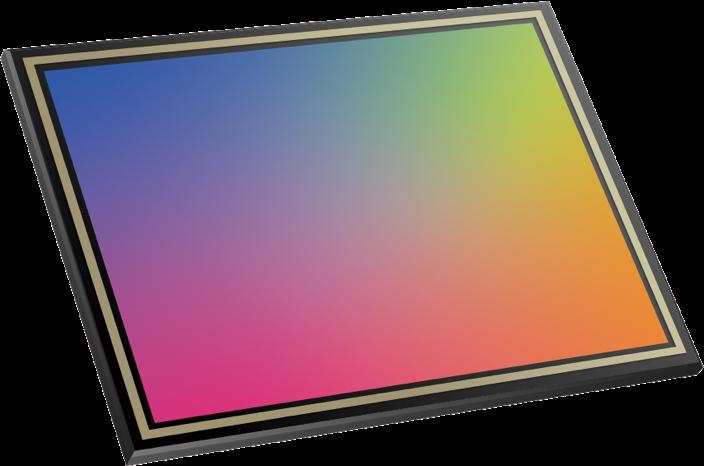 1-inch sensor
